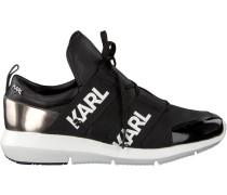 Schwarze Karl Lagerfeld Sneaker Kl61121