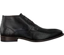 Schwarze Van Lier Business Schuhe 1959123