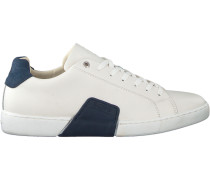 Weiße Bjorn Borg Sneaker Clip M