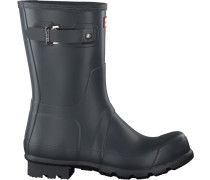 Graue Hunter Gummistiefel Mens Original Short