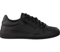 Schwarze Antony Morato Sneaker Mmfw01038 Le300002