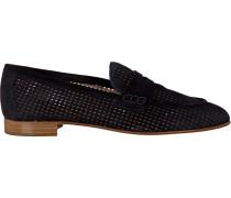 Blaue Pertini Loafer 14935