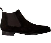 Cognacfarbene Magnanni Chelsea Boots 20109