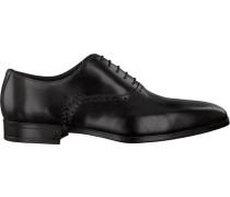 Schwarze Giorgio Business Schuhe He50227