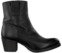 Schwarze Via Vai Ankle Boots 4911071-00