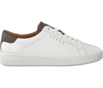 Braune Michael Kors Sneaker Irving Lace UP