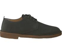 Grüne Clarks Ankle Boots Desert London