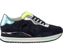 Blaue Crime London Sneaker Dynamic