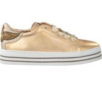 Goldfarbene Maripe Sneaker 26055