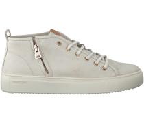 Beige Blackstone Sneaker Pl91