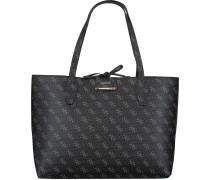 Schwarze Guess Shopper Hwql64 22150