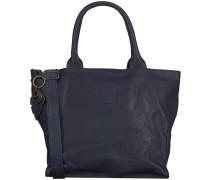 Blaue Legend Handtasche Bardot