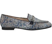 Blaue Gabor Loafer 261.1