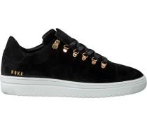 Schwarze Nubikk Sneaker Yeye Suede WMN