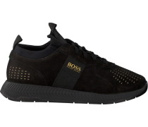 Schwarze Hugo Boss Sneaker Titanium Runn LUX