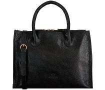 Schwarze Fred de la Bretoniere Handtasche 213010016