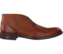 Beige Van Lier Business Schuhe 5341