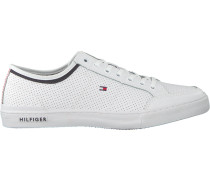 Weiße Sneaker Core Corporate Leather Sneaker