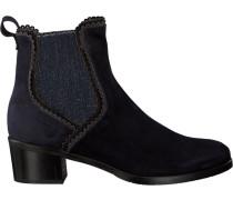 Blaue Maripe Chelsea Boots 25561