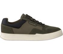 Grüne G-Star Raw Sneaker Low Rackam Vodan Low Ii