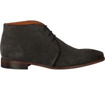 Graue Van Lier Business Schuhe 96001