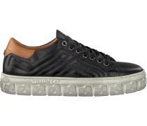 Schwarze Yellow Cab Sneaker Y22098