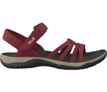 Rote Teva Sandalen W Elzada Sandal