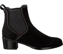 Schwarze Maripe Chelsea Boots 25561