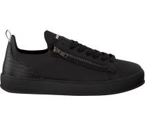 Schwarze Replay Sneaker Barrow