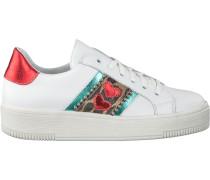 Weiße PS Poelman Sneaker R15597