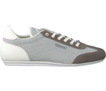 Graue Cruyff Classics Sneaker Recopa Classic