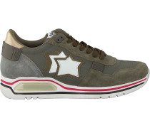 Grüne Atlantic Stars Sneaker Pegasus