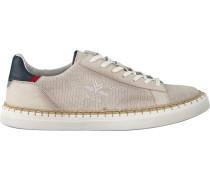 9b5495a43d2667 Weiße NEW Zealand Auckland Sneaker Taupo II Lizard