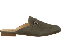 Grüne Gabor Loafer 511