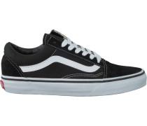 Schwarze Vans Sneaker OLD Skool OLD Skool