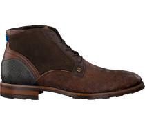 Braune Rehab Business Schuhe Lennon Kris Kros