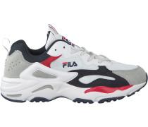 Blaue Fila Sneaker Ray Tracer Men