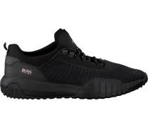 Black Hugo Boss shoe Storm Runn