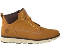 Camelfarbene Ankle Boots Killington Chukka