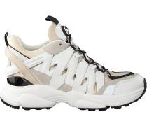 Beige Michael Kors Sneaker Low Hero Trainer