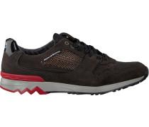 Braune Floris Van Bommel Sneaker 16220