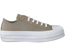 Graue Sneaker Ctas Lift OX Dark Stucco/drif