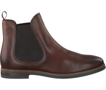 Cognacfarbene Omoda Chelsea Boots 54A-005
