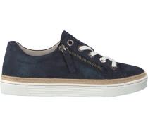 Blaue Gabor Sneaker 415