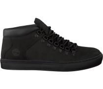 Schwarze Ankle Boots Adventure 2.0 Cupsole Chukka
