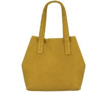 Gelbe Fred de la Bretoniere Handtasche 232010029