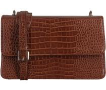 Braune Becksondergaard Umhängetasche Bright Maya Bag