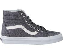 Schwarze Vans Sneaker SK8 HI Reissue WMN