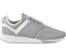 Graue New Balance Sneaker Wrl247 WMN