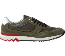 Grüne Floris Van Bommel Sneaker 16220